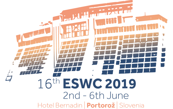 ESWC 2019 Logo, Portoroz