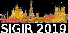 SIGIR 2019 Logo, Paris
