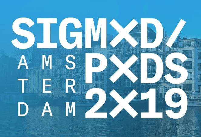 SIGMOD 2019 Logo, Amsterdam